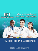 OET (Medicine) Refresh 2.0 Lite Guide