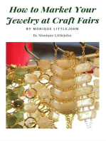 How to Market Jewelry at Craft Shows