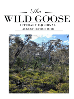 The Wild Goose Literary e-Journal August 2018