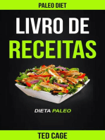 Livro de receitas Dieta Paleo (Paleo Diet)