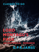 Lord Montagu's Page