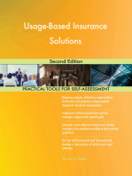 Usage-Based Insurance Solutions Second Edition