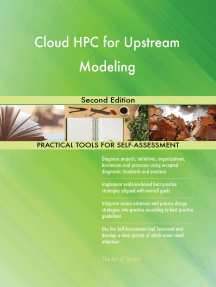 Cloud HPC for Upstream Modeling Second Edition
