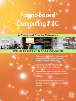 Fabric-Based Computing FBC A Clear and Concise Reference