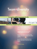 Team diversity Complete Self-Assessment Guide