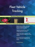 Fleet Vehicle Tracking Standard Requirements