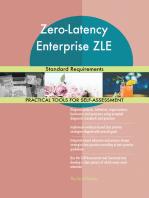 Zero-Latency Enterprise ZLE Standard Requirements