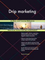 Drip marketing A Clear and Concise Reference
