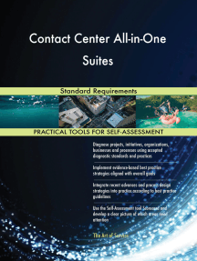 Contact Center All-in-One Suites Standard Requirements