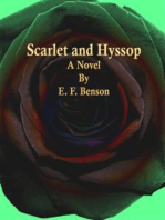 Scarlet and Hyssop