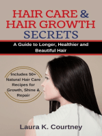 Hair Care & Hair Growth Secrets
