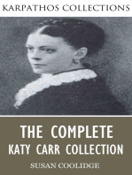 The Complete Katy Carr Collection