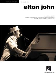 29. Elton John: Jazz Piano Solo Series Volume 29