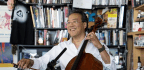 Yo-Yo Ma, A Life Led With Bach