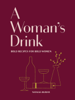 A Woman's Drink