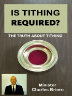 Is Tithing Required? The Truth About Tithing