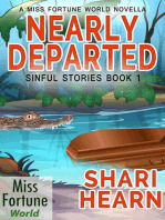Nearly Departed: Miss Fortune World: Sinful Stories, #1