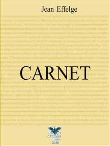 Carnet: Nouveau Roman