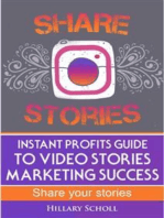 Instant Profits Guide to Video Stories Marketing Success