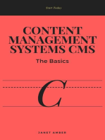 Content Management Systems CMS