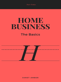 Home Business: The Basics