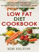 Low Fat Diet Cookbook