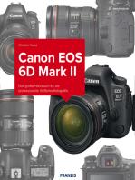 Kamerabuch Canon EOS 6D Mark II