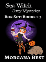Sea Witch Cozy Mysteries Box Set Books 1-3