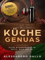 Die Küche Genuas