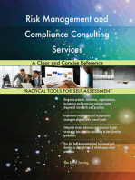 Risk Management and Compliance Consulting Services A Clear and Concise Reference
