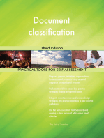 Document classification Third Edition
