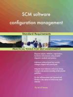 SCM software configuration management Standard Requirements