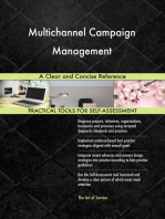 Multichannel Campaign Management A Clear and Concise Reference