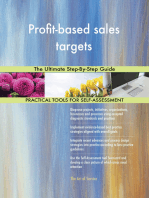 Profit-based sales targets The Ultimate Step-By-Step Guide