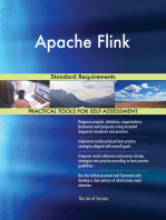 Apache Flink Standard Requirements