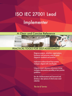 ISO IEC 27001 Lead Implementer A Clear and Concise Reference