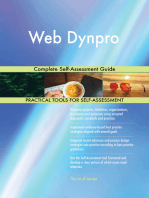 Web Dynpro Complete Self-Assessment Guide