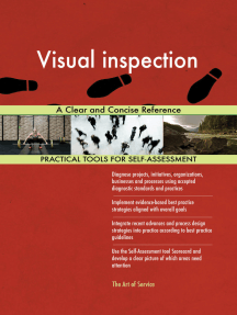 Visual inspection A Clear and Concise Reference