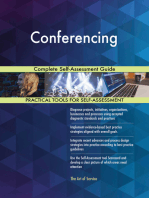 Conferencing Complete Self-Assessment Guide
