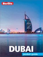 Berlitz Pocket Guide Dubai (Travel Guide eBook)
