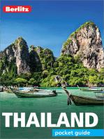 Berlitz Pocket Guide Thailand (Travel Guide eBook)