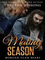 Mating Season (Morgan Clan Bears, Book 1)