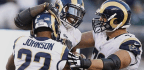 Rams Agree To Terms With Offensive Lineman Rob Havenstein On Four-year Contract Extension