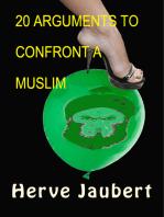 20 Arguments to confront a Muslim