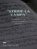 Stride la vampa (G. Verdi) per saxofono e pianoforte