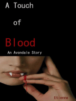 A Touch of Blood (An Avondale Story)