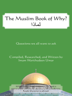The Muslim Book of Why: What Everyone Should Know About Islam