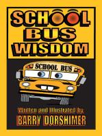 School Bus Wisdom