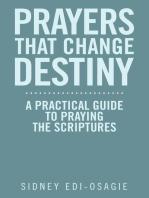 Prayers That Change Destiny