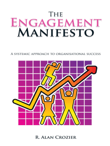 The Engagement Manifesto: A Systemic Approach to Organisational Success